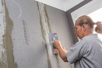 JACKOBOARD<sup>®</sup> Plano « La » solution rénovation des salles de bains