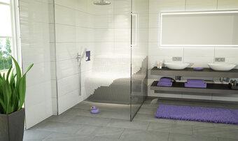 JACKOBOARD<sup>®</sup> S-Kit Liberté totale pour un aménagement personnalisé et confortable de la salle de bains