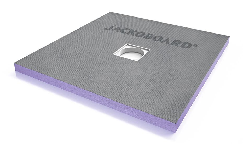 Jackoboard Aqua Receveur De Douche Plain Pied Xps