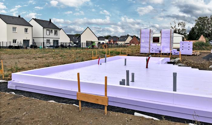 JACKODUR<sup>®</sup> Atlas : la solution isolation pour les maisons passives